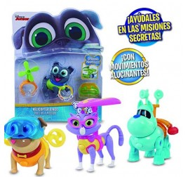 PUY05000 PUPPY DOG PALS PERS. C/LUCE
