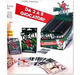 DEC010000 DIECI STARTER PACK 85 CARTE