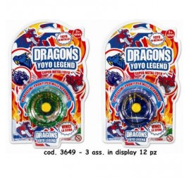 3649 YO-YO DRAGONS