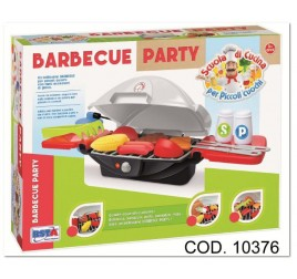 10376 SET BARBECUE PARTY