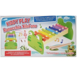 10458 KIDDY PLAY XILOFONO RANOCCHIA