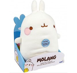 20287722 MOLANG PELUCHE SUPERSOFT BIANCO
