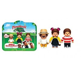 21737359 MONCHHICHI PACK 3 PERS.