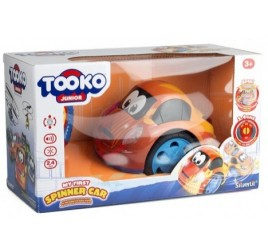 20731870 TOOKO MY FIRST SPINNER CAR