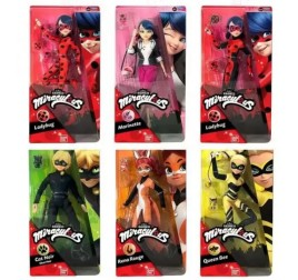 21737854 MIRACULOUS DOLL CM.26 RESTYLING