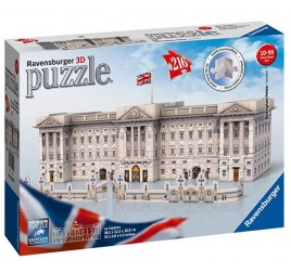 12524 PUZZLE 3D BUCKINGAM PALACE