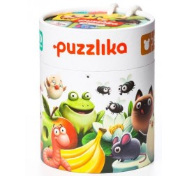 CBK12992 PUZZLES MY FOOD