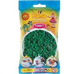 207/10 HAMA BUST. 1000 PERL. VERDE