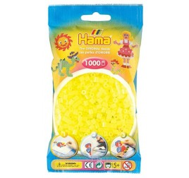 207/34 HAMA BUST.1000 PERL. GIALLO FLUO