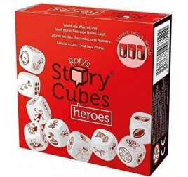 8087 STORY CUBES HEROES