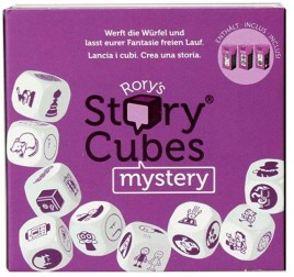 8079 STORY CUBES MISTERY