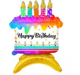 7A4253901 DECOR BIRTHDAY CAKE