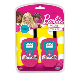 44845 WALKIE TALKIE BARBIE