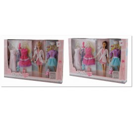 44303 CITY LIFE UPTOWN GIRL VALUE PACK