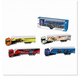 41405 SILVER WHEEL TRANSPORTER MINI