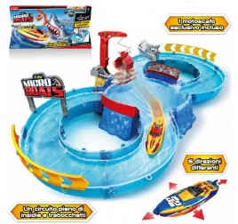 MCR00000 MICRO BOATS PLAY SET