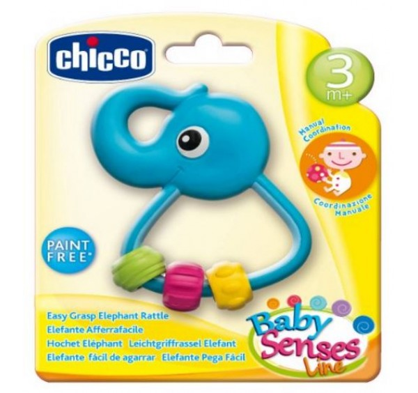 72364 CHICCO ELEFANTINO AFFERRA FACILE