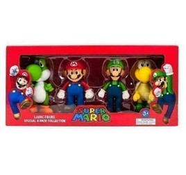 H107 S.MARIO SET 4 PERS.