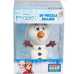 M8818 FROZEN PERS. GOMMA OLAF CM.10