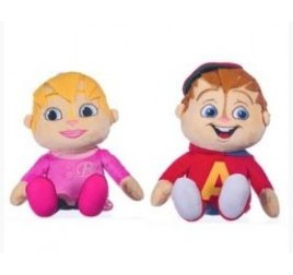 6440 PELUCHE ALVIN AND THE CHIPMUNKS