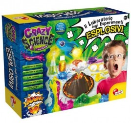 68661 CRAZY SCIENCE LABOR. ESPERIMENTI