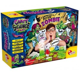 68678 CRAZY SCIENCE LABORAT. DOTTOR ZOMBIE