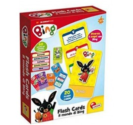 81073 BING FLASH CARDS