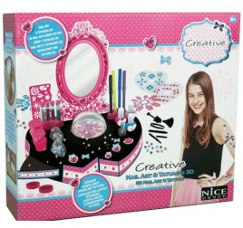 038 CREATIVE NAILS STATION