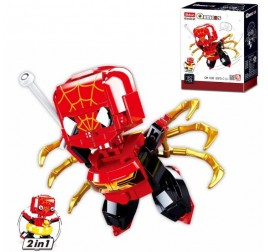 B0761O MODELBRICKS QBRICKS SPIDER 2 IN 1