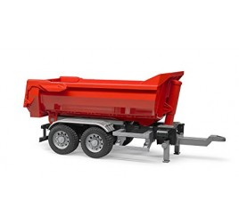 03923 HALF PIPE TRAILER FOR TRUCKS