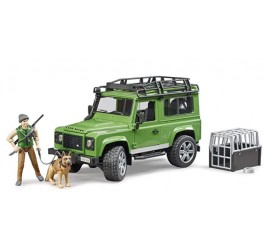 02587 LAND ROVER DEFENDER STATIO WAGON