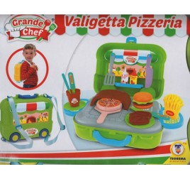 65814 SET PIZZERIA IN VALIG.