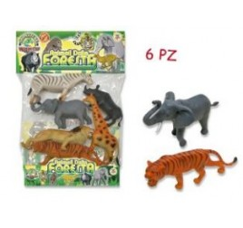 70600 BUSTA ANIMALI FORESTA