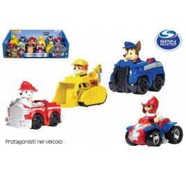 6022631/104  PAW PATROL RESCUE RACER