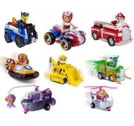 6052310/6022627 PAW PATROL VEICOLO+PERS.
