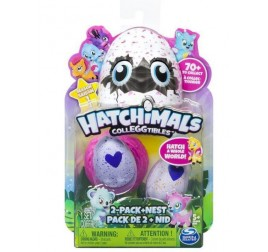 6034164/6041329 HATCHIMALS COLLEZ. 2PACK