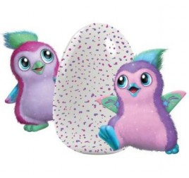 6037399 HATCHIMALS PENGUALAS GLITTER