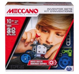 6047095 MECCANO SET INVENTORE