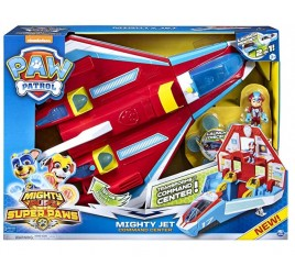 6053097 PAW PATROL MIGHTY PUP SUPERSONIC JET