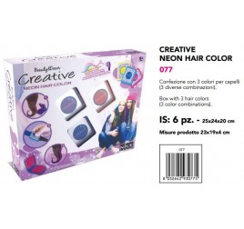 077 CREATIVE HAIR COLOR MED.