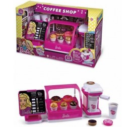 GG00422 BARBIE COFFEE  SHOP