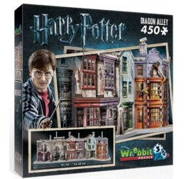 1010 PUZZLE 3D HARRY POTTER DIAGON ALLEY