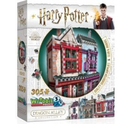0509 PUZZLE 3D QUALITY QUIDDITCH SUPPLIES