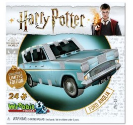 PUZZLE 3D FORD ANGLIA HARRY POTTER