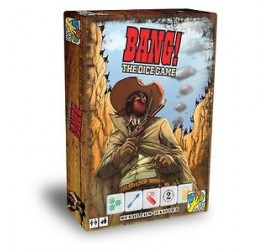 9105 BANG! DICE GAME