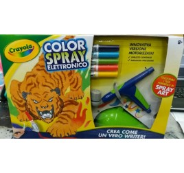25-6806 COLOR SPRAY ELETTRONICO