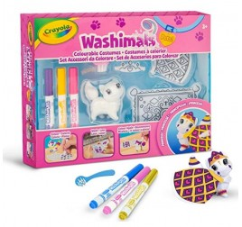 74-7436 WASHIMALS SET ACC.DA COLORARE