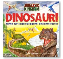 3517 JURASSIC KINGDOM QUADROTTINO